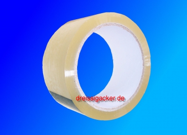 PP Packband transparent 50mm x 66m